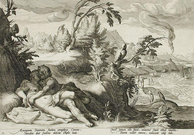 Apollo e Coronide