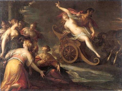 Ade rapisce Persefone (dipinto)