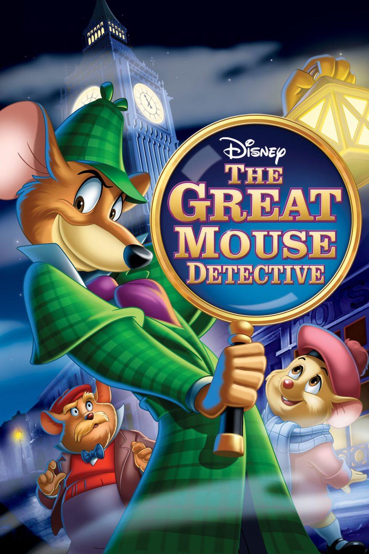 The great mouse detective (1985), film dei due registi di Hercules