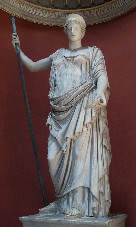Statua di Era Barberini
