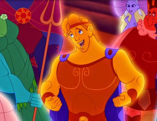 Eracle e Disney II : Eracle principe Disney