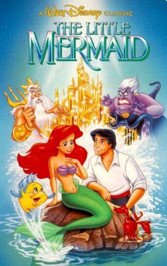 The little mermaid (1989), un altro film dei due registi di Hercules