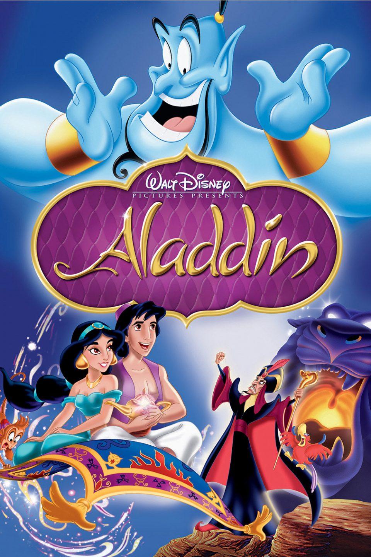 Aladdin (1992), film dei registi di Hercules, dove Aladdin diviene un rinnovato principe disney