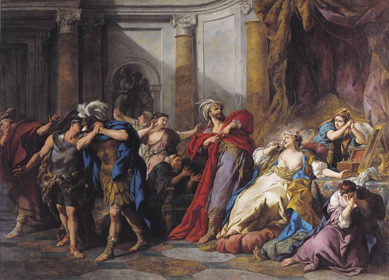 Creusa uccisa da Medea è un paragone della morte di Mircella figlia di Cersei nel trono di spade