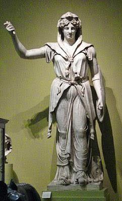Statua di Era o giunone caprotina