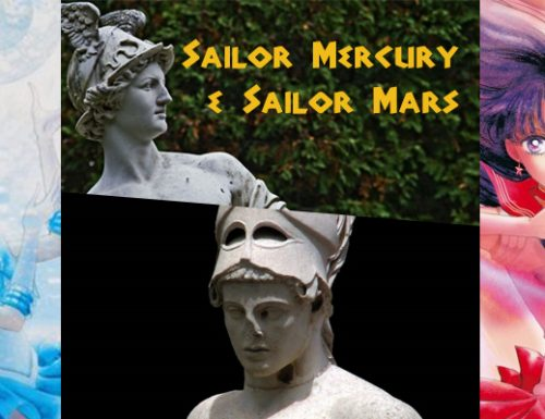 Sailor Moon e la mitologia II: Sailor Mercury e Sailor Mars