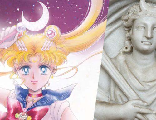 Sailor Moon e la mitologia