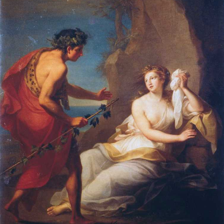 Dioniso trova Arianna