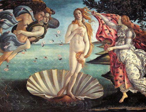 A colpo d'occhio III: riconoscere Atena, Dioniso e Afrodite nelle opere d'arte