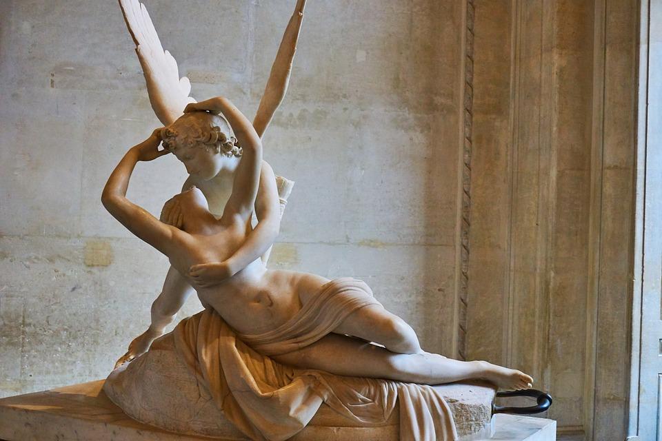 Eros e Psiche, Antonio Canova