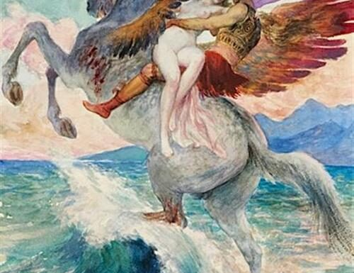 Sette storie d'amore finite bene nella mitologia greca