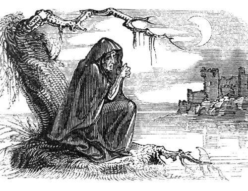 Mitologia dal Mondo IV: la Banshee