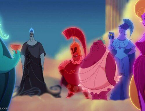 Eracle e Disney V: come il Dio Ade diventa un cattivo Disney