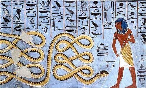 Mitologia dal mondo V: Nun, Nunet e Atum-Ra