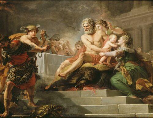 Sette azioni di eroi greci che oggi ci farebbero accaponare la pelle