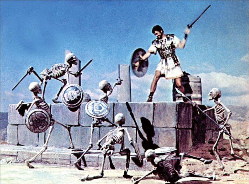Giasone e gli argonauti, film di Don Chaffey del 1963.