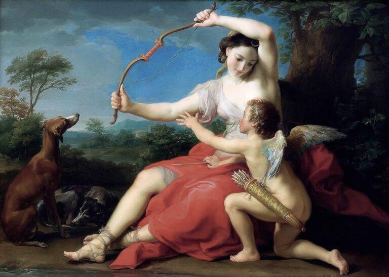 Diana e Cupido