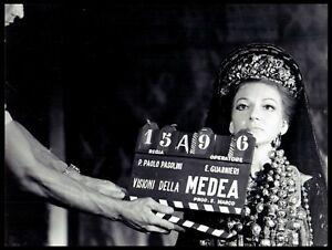 Riprese del film Medea
