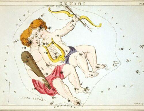 Zodiaco Mitologico: Gemelli