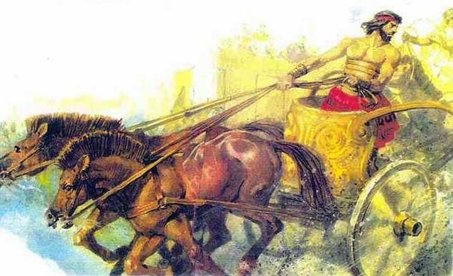 Fra storia e mito: le olimpiadi e i giochi sacri
