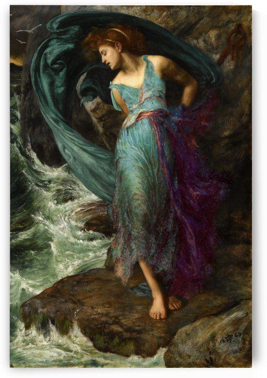 Andromeda dipinta da Edward Poynter
